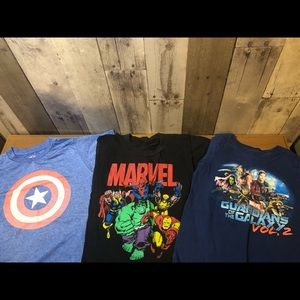 Superhero shirt bundle